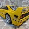 Ferrari F40 Giallo Modena 標準黃