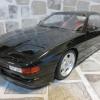 BMW 850 CSi (E31) 黑色 特殊鋁圈版