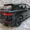 Audi Q8 RS 2020  Night Black 午夜黑
