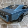 Dodge Super Charger Concept  Blue Poly 金屬藍