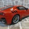 MINICHAMPS / BBR聯名 MCBBR182101 Ferrari F12 TDF 標準紅