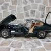 Jaguar E-Type (RHD) Coupe 60周年紀念 經典英國綠