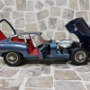 Jaguar E-Type (RHD) Coupe 60周年紀念 金屬深藍