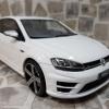 VW Volkswagen Golf 7R 純白