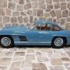 Mercedes Benz 300SL (W198) 1954 淺藍色