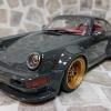 Porsche 911 RWB (964) 勃根第地區限定配色