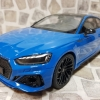 Audi RS5 Coupe 寶藍色