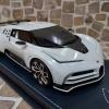 MR Bugatti Centodieci EB110 紀念 Quartz White