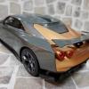 Nissan GTR 50 By Italdesign 金屬灰