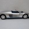 Ferrari Testarossa Spider 1998 銀色