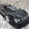Mercedes Benz CLK GTR Roadster 1998 黑色