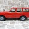 Toyota Land Cruiser 60 (RHD) 紅色