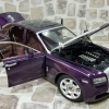 Rolls Royce Ghost 暮光紫 / 消光銀 雙色