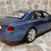 Rolls Royce Ghost 都會藍 / 消光銀 雙色