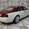 Rolls Royce Ghost 英倫白 / 金屬紅 雙色