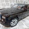 Rolls Royce Phantom EWB Series 1 深石榴紅